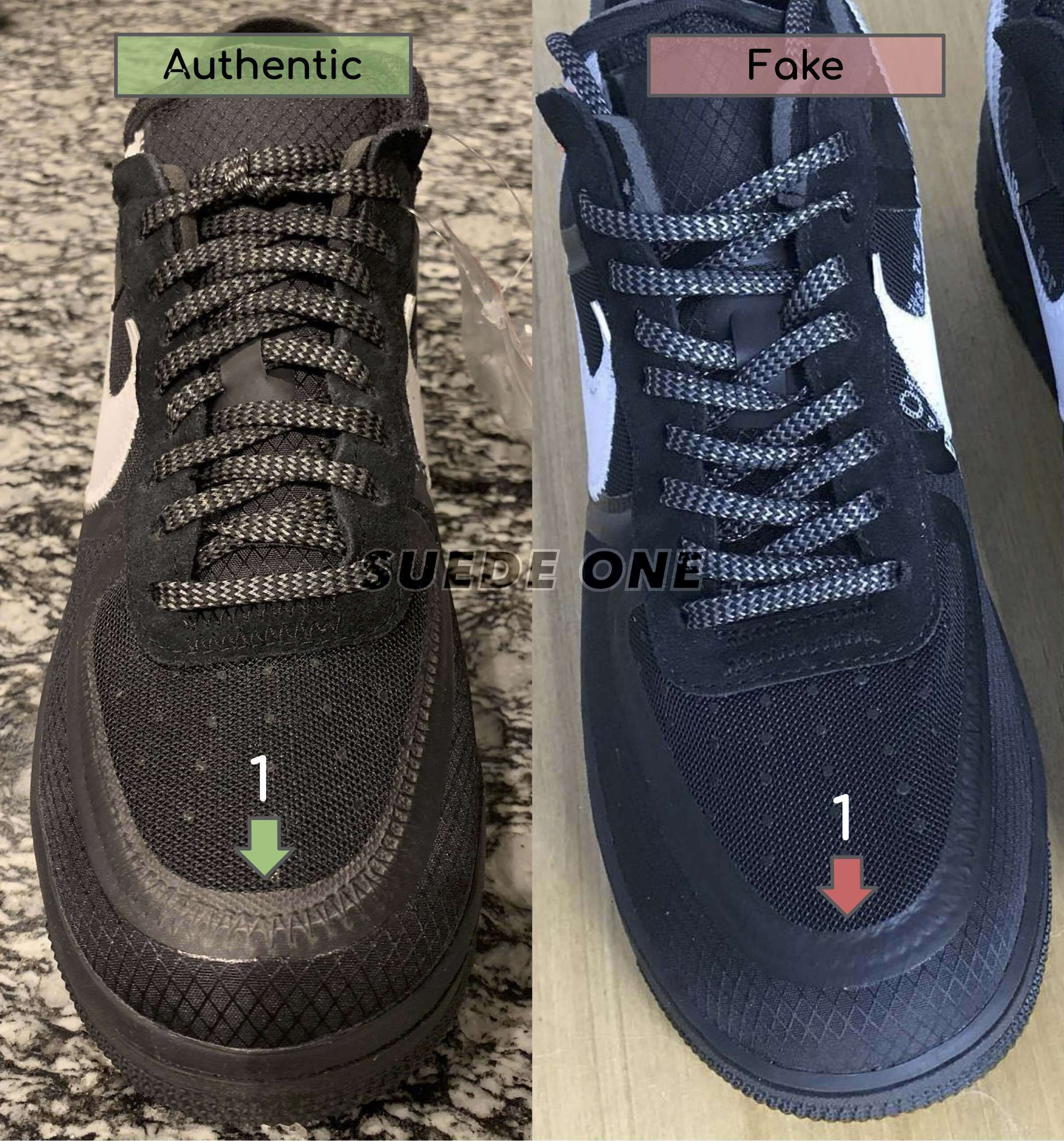 Off-White Air Force 1 \