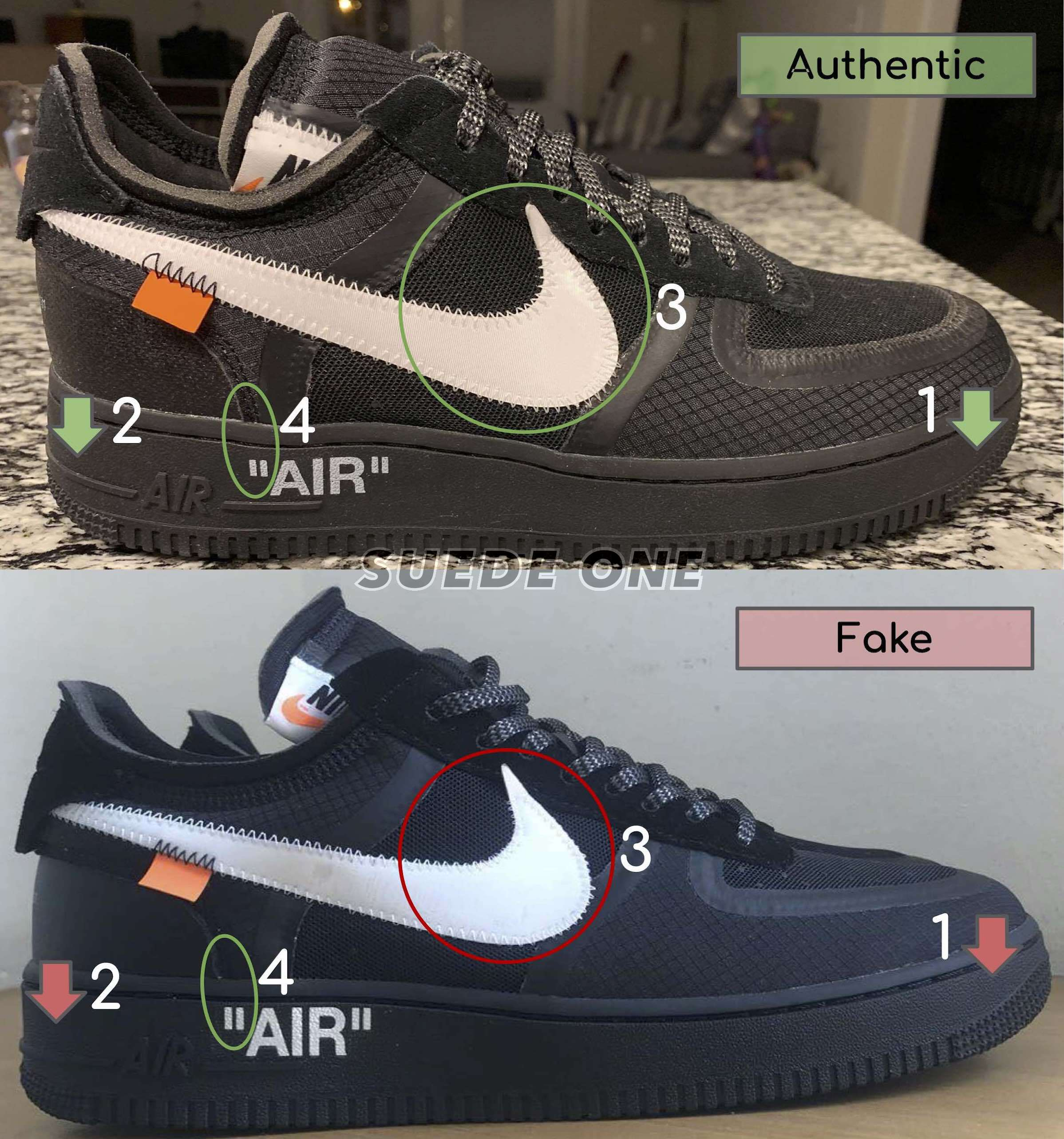 off white air force 1 black where to buy