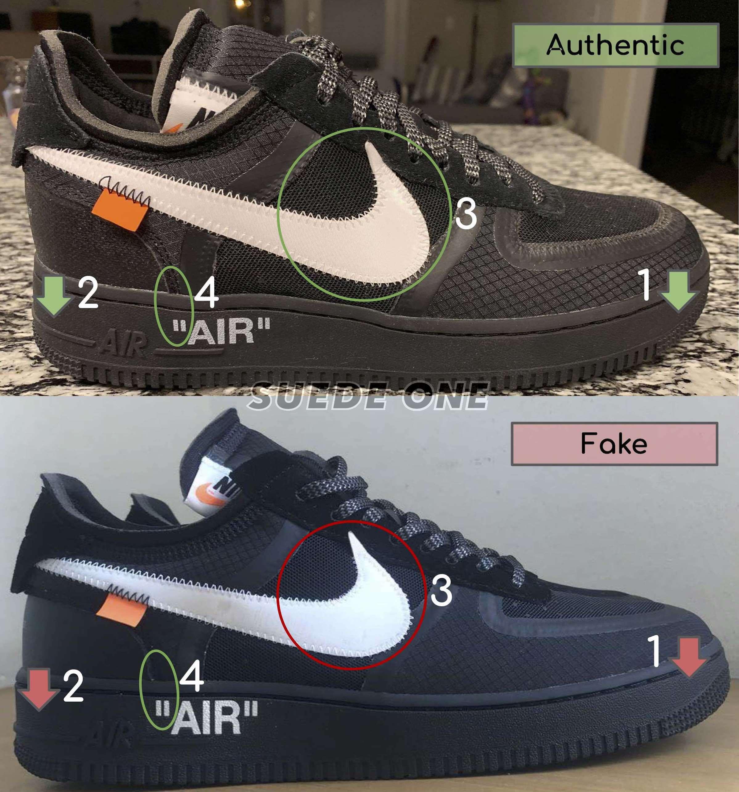 air force 1 false