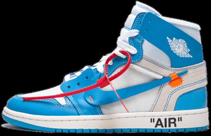 air jordan 1 off white blue legit check