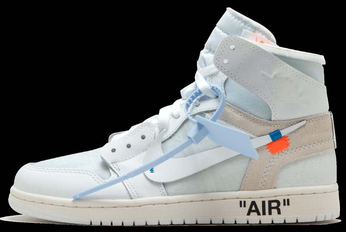 Off-White Jordan 1 \